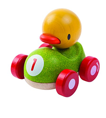 Plan Toys Duck Racer Mini Vehicle - 1