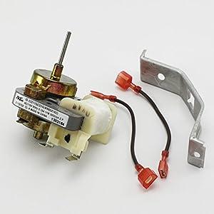 General electric wr60x162 evaporator fan motor for General electric fan motor