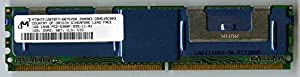 MICRON MT9HTF12872FY-667E2D6 PC2-5300F DDR2 667 1GB FBDIMM 1RX8 (FOR SERVER ONLY)