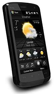 HTC Touch HD (Blackstone) (UMTS, HSDPA, 5MP, Touch Screen, 9,7 cm (3,8 Zoll) Display) Smartphone