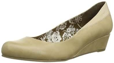 Esprit Sowie Wedge, Chaussures de ville femme - Beige - Beige (brittle beige 251), 40 EU