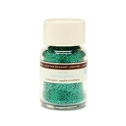 Emerald Coarse Glitter (Martha Stewart)