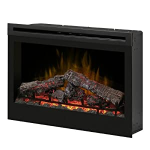 Dimplex Df3033st 33 Inch Self Trimming Electric Fireplace Insert Home Improvement