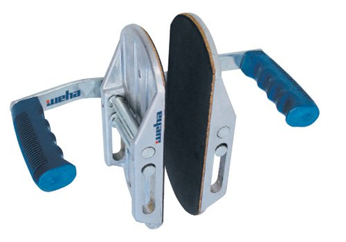WEHA Glass & Granite Carry Clamps