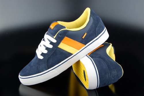 Element, Sneaker uomo Blu Blu 8.5 UK