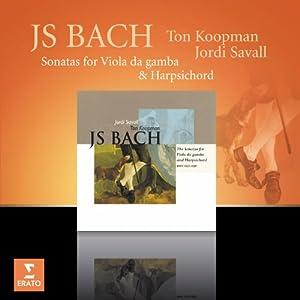 J.S. Bach : Sonates pour viole de gambe et clavecin