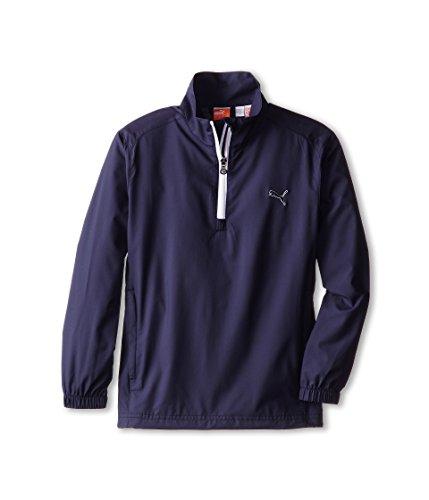 b7d7aa380b21 Puma Golf Junior Boys 1 2 Zip Wind Jacket