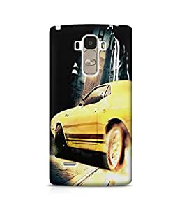 iKraft Designer Back Case Cover for LG G4 Stylus
