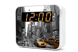 Muse M-165 NY Radio/Radio-réveil