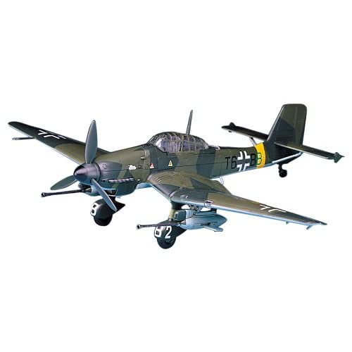 "Amazon.com: Academy JU87G-1 Stuka ""Tank Buster"" Model Kit"