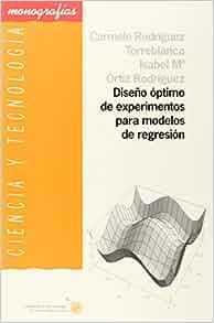 Diseo Optimo de Experimentos Para Modelos de Regr (Spanish
