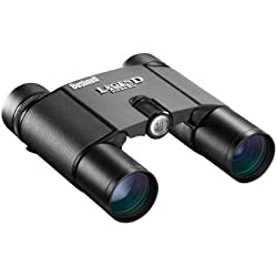 Bushnell 190125 Legend Ultra HD Compact Folding 10 x 25-mm Roof Prism Binoculars - Black