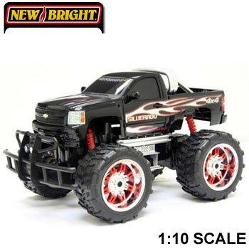 New Bright® Chevy Silverado R/c Monster Truck