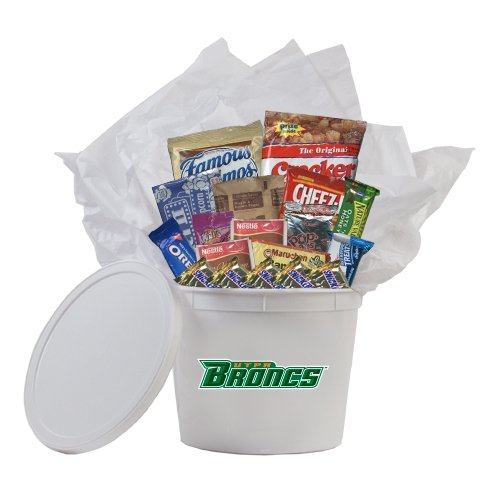 Broncs College Care Package Survival Kit 'Utpa Broncs' back-627750