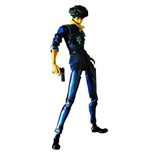 spike spiegel action figure
