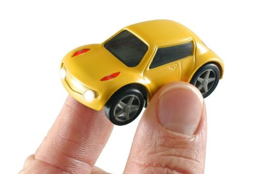 One ZenWheels Micro Rc Car for iPhone (Colors Ship At Random)