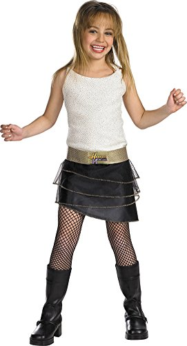 girls - Disney Hannah Montana Quality Costume 4-6X Halloween Costume