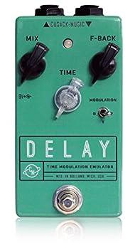 Cusack Music Delay TME シンプルながら機能的ディレイ キューザックミュージック ディレイティーエムイー 国内正規品