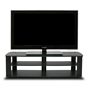 Furinno 10017 (11191) Entertainment Center TV Stand