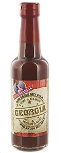 Hot Mamas - Low & Slow BBQ Sauce mit Cola Georgia - 240ml