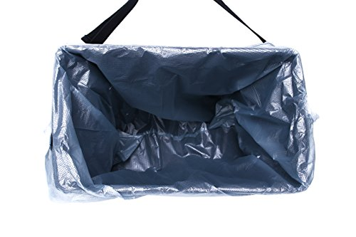 Car Trash Can-Best Auto Garbage Bag for Litter-Easy To ...