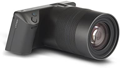 "LYTRO ILLUM 40 Megaray Light Field Camera with Constant F/2.0, 8X Optical Zoom, and 4"" Touchscreen LCD (Black)"