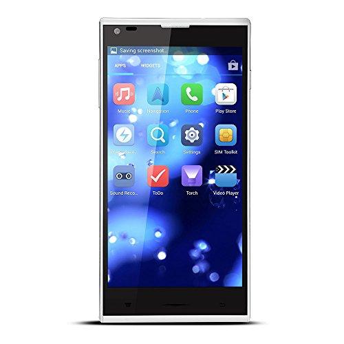 "DOOGEE DG550 Dagger 5,5"" Unlocked Smartphone MTK6592 Octa Core HD OGS IPS Display 13MP Hauptkamera 1GB RAM+16GB ROM Dual-SIM Android 4.2.9 Handys ohne Vertrag GPS Wifi Bluetooth V4.0 FM Radio"