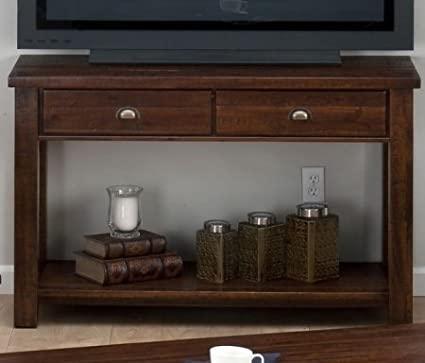 Urban Lodge Sofa Table/Media Unit