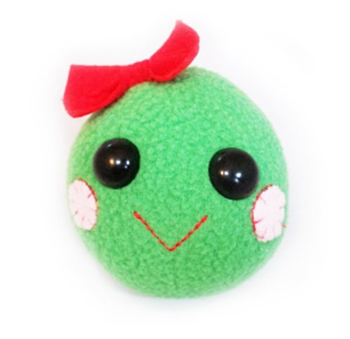 Flaky Friends: Sweet Pea Plush Toy