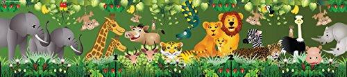 Mona Melisa Designs Baby Growth Chart, Jungle