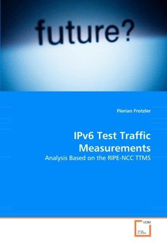 IPv6 Test Traffic Measurements: Analysis Based on the RIPE-NCC TTMS