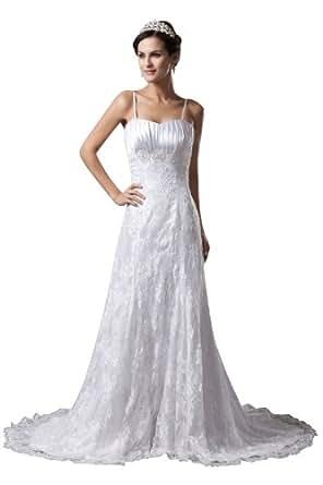 Herafa Wedding Dress Elegant NOw35158 Amazon Fashion