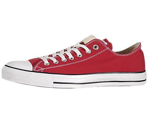 Converse Ctas Slip On Ox - Sneaker, Rosso, taglia 44