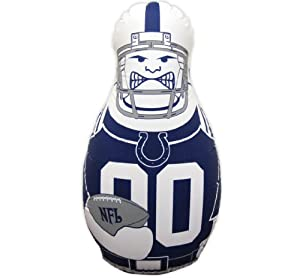 NFL Indianapolis Colts 40-Inch Inflatable Tackle Buddy by Fremont Die