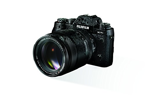 Fujifilm X-T1 16 MP Compact System Camera with 3.0-Inch LCD and XF 18-13