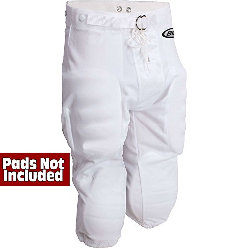 buy Bike/Russell Youth Football Pants (Without Pads) White for sale