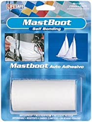 Incom RE3940 Mastboot Tape White