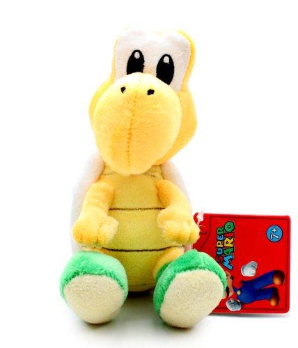 "Global Holdings Super Mario Plush - 5"" Koopa Troopa/Noko Noko - 1"