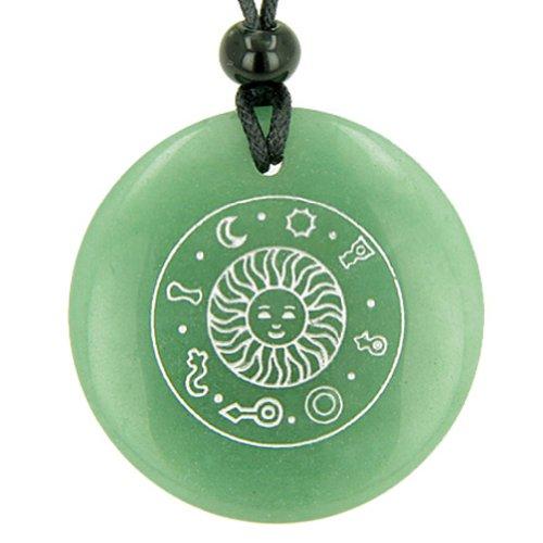 positive-energy-talisman-of-sun-green-quartz-magic-pendant-necklace
