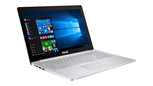 2015 Newest ASUS Zenbook UX501JW Signature Edition Laptop, 15.6-Inch UHD Display Touchscreen Laptop, Nvidia GeForce GTX960M, 512 GB PCIe-G2 SSD, 16 GB RAM, Windows 10