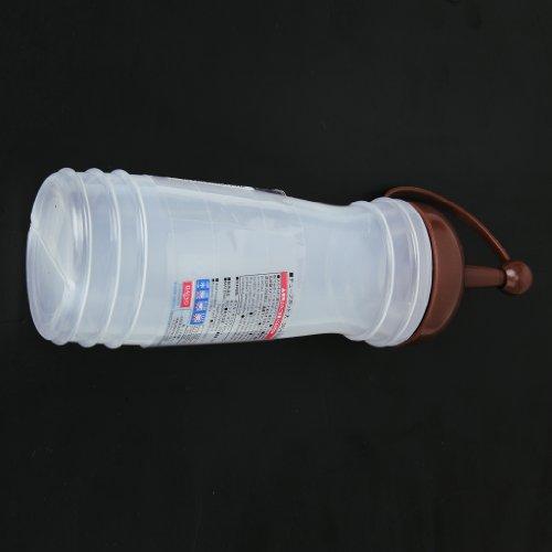 Multifunctional Plastic Sauce Seasoning Squeeze Bottle Dispenser