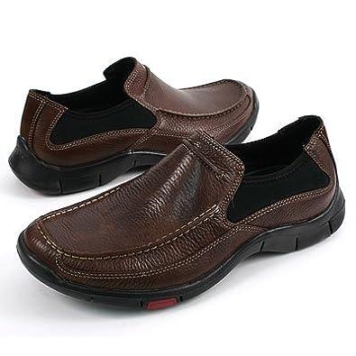 Clarks Zarkon Mens Slip On Shoes