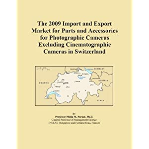 The 2009 Import and Export Market for Parts and Accessories for Photographic Cameras Excluding Cinematographic Cameras in Latin America Icon Group