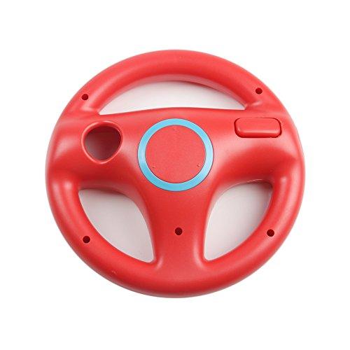 Boriyuan Nintendo Wii Wheel (Red) front-410852