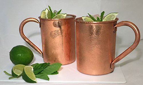23oz jumbo moscow mule copper mugs set of 2 100 solid copper