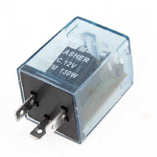 Dc 12V 130W 3 Pin Electronic Led Light Car Auto Flasher Relay