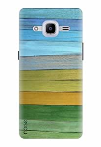 Noise Designer Printed Case / Cover for Samsung Galaxy J2 Pro - 6 (New 2016 Edition) / Patterns & Ethnic / Stripes Design