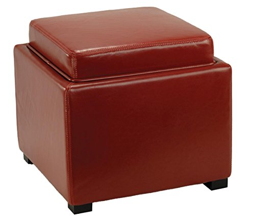 Amazoncom square trays for ottomans