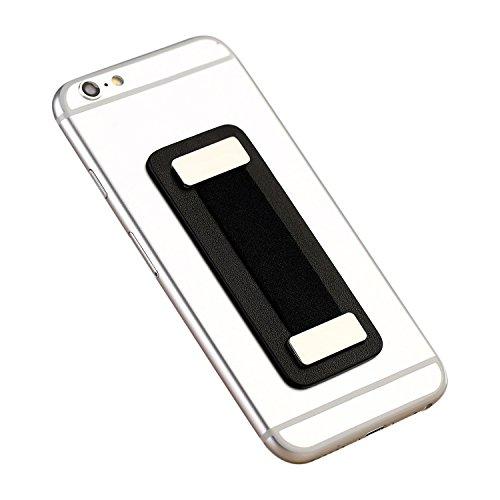 Esclusivo supporto in vera pelle per Smartphone Supporto per telefono cellulare/tablet/ereader-dita-sicuro & confortevole telecomando per casa & in viaggio-pelle-Regalo-Apple iPhone Samsung Galaxy Sony HTC