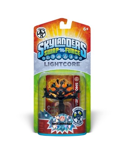 Skylanders SWAP Force Lightcore Individual Character Pack- Smolderdash